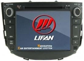 Мультимедийная навигационная система LeTrun для Lifan X60